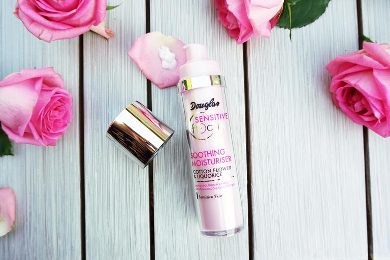 Soothing moisturiser creme