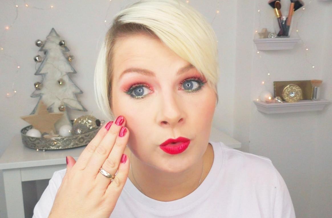 Christmas Make-up
